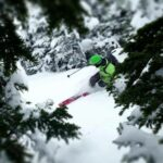 telemark, skiing, tele, freeheel, telemark skier magazine, powder, big mountain, park, best photos, powder, cliffs, josh madsen