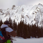 telemark, skiing, tele, freeheel, telemark skier magazine, powder, big mountain, park, best photos, powder, cliffs, josh madsen