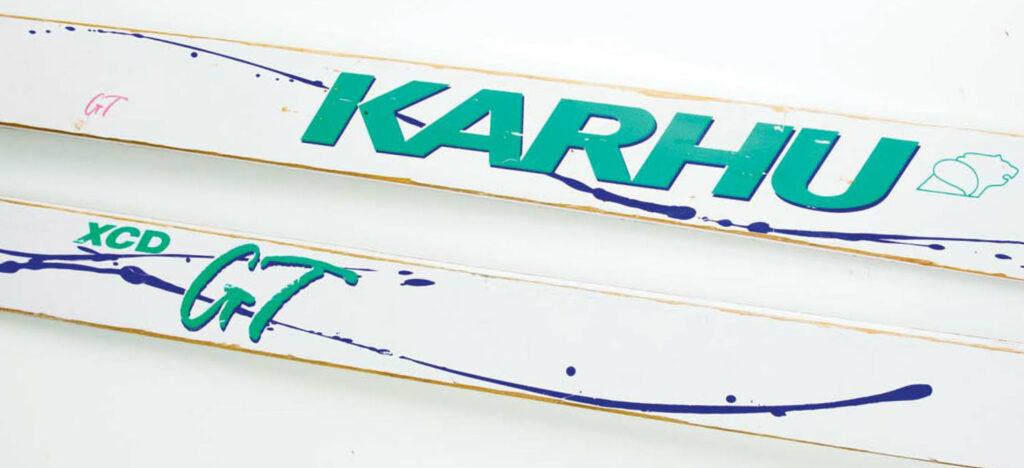 Legendary Ski Maker Karhu