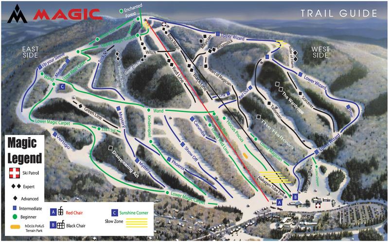 Magic Mountain Ski Area Purchased - Telemark Skier Magazine
