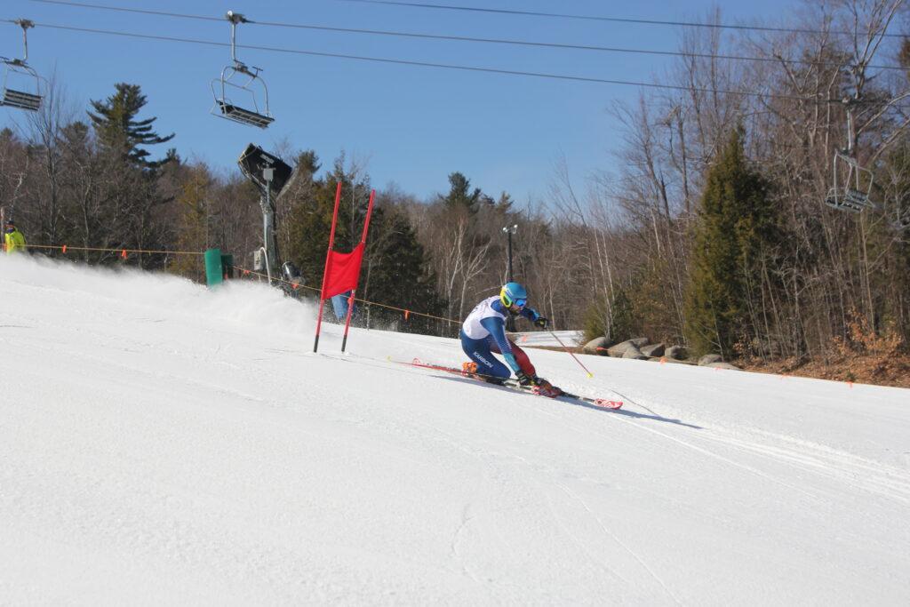 US Telemark Team Member Cory Snider