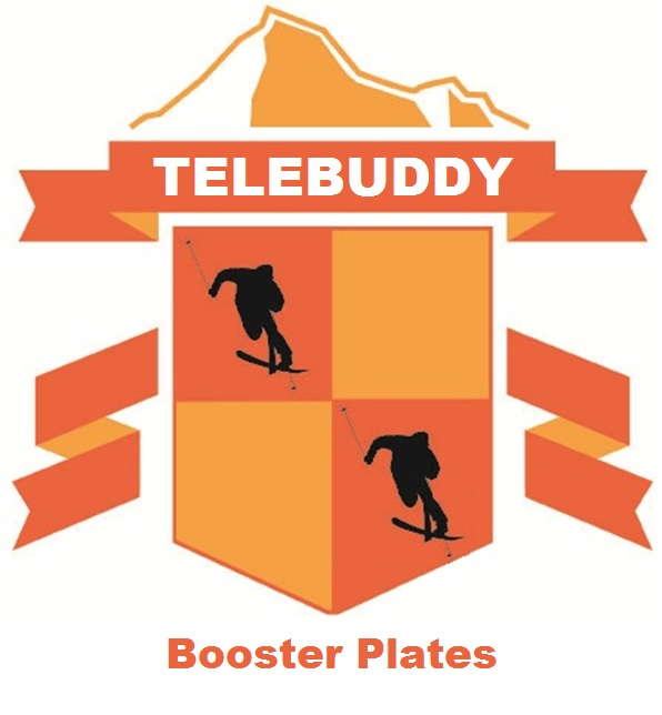 Telebuddy booster plates